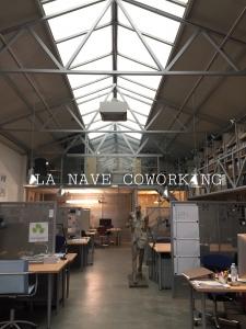 la nave coworking espacio de trabajo compartido