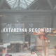 Se instala en la nave coworking la artista polaca katarzyna rogowicz